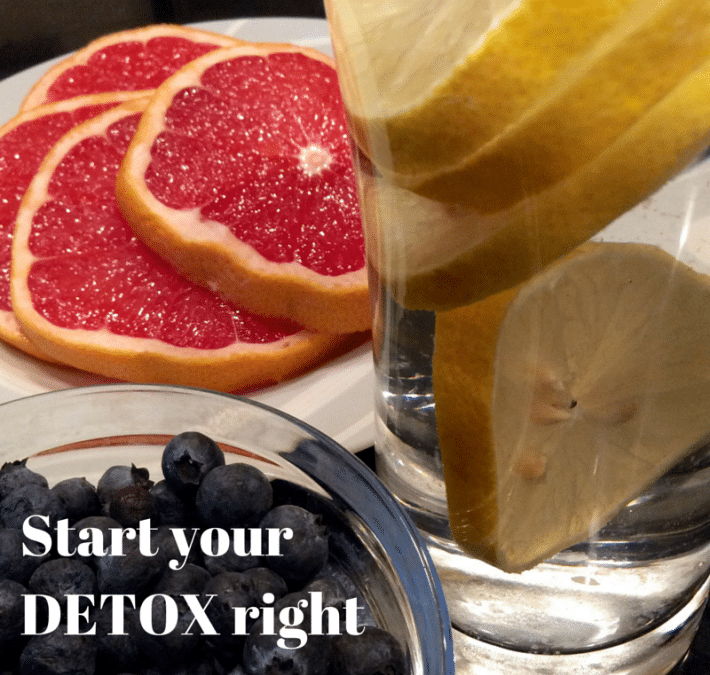Fresh and New: Start Your Year with a Safe Detox